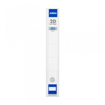 Abba 2d Ring File 25mm