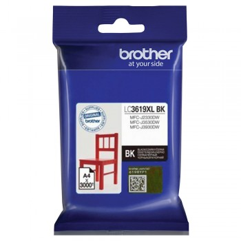 Brother LC-3619XL Black Ink