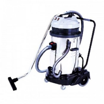 Wet / Dry Vacuum Cleaner C/W Stainless Steel Body - 70L - SSB-70L (Item No: F10-117)