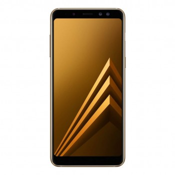 "Samsung Galaxy A8 5.7"" Super AMOLED Smartphone - 32gb, 2gb, 16mp, 3050mAh, Gold"