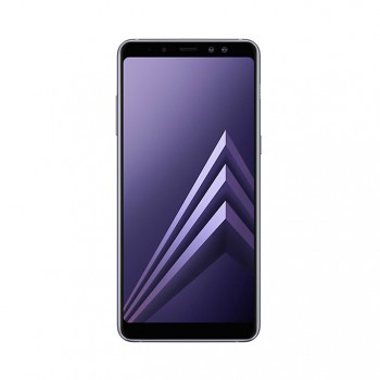 "Samsung Galaxy A8+ 6.0"" Super AMOLED Smartphone - 64gb, 6gb, 16mp, 3500mAh, Grey"