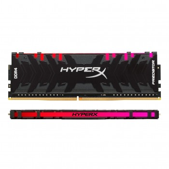Kingston HyperX Predator DDR4 w/ RGB - 16GB, 2933MHz, Kit of 2