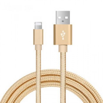 Zikko MFI Lightning Cable 1.5M (Gold)