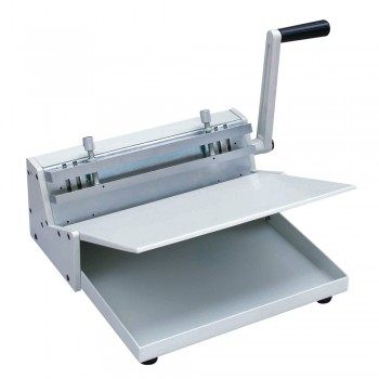 SUPU MC360 Plus Manual Double Wire Closer Machine
