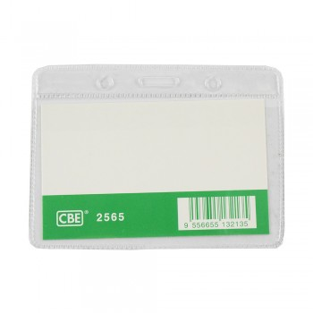 CBE 2565 Name Badge W/O Clip (95MM X 65MM)