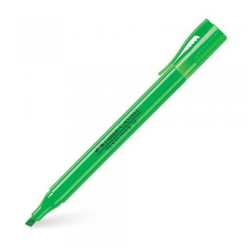 Faber Castell 38 Highlighter Textliner Green (157763)