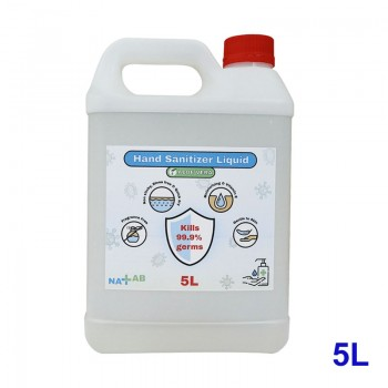 Hand Sanitizer Liquid - 5L