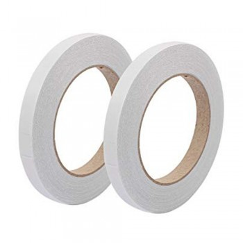 Double Sided Tissue Tape 12mm x 8m x 2rolls