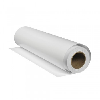Economic Matte White Vinyl Sticker (0.914m x 50m)