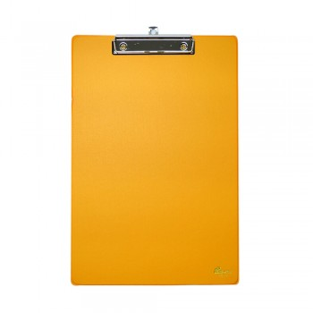 EMI 1340 Wire Clipboard F4 - Fancy Orange