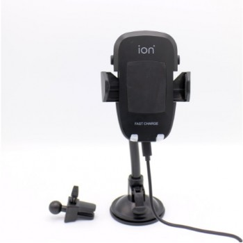 Ion 3 in 1 Automatic Wireless Charge Car Mount