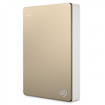 Seagate Backup Plus 4TB Portable Drive (Gold)